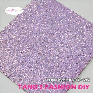 Image 5 - 12pcs High ใหม่สไตล์ผสมสีม่วงสีผสม PU หนังชุด/สังเคราะห์หนังชุด/หนังเทียม