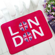 CAMMITEVER London Mat England Rugs Home Living Room Mats for Children Doormat Home Decor(China)