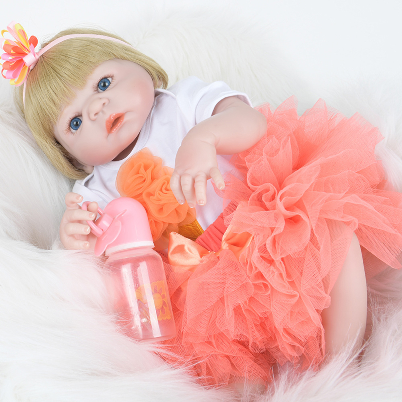 Bebe Gift Realista Reborn Dolls 22 Inch/55cm Full Silicone Body Reborn Babies Boy Dolls Children New Year Gift Bath Toys npk bebe gift realista reborn dolls 23 inch 57cm full silicone body reborn babies boy dolls children new year gift bath toys bon