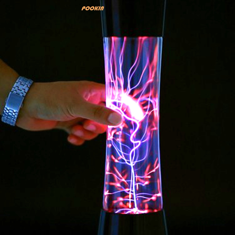 Creative Magic Lamp New Style Global Electrostatic Ion Lamp Magic Plasma Fantastic Lighting Magic Crystal And Holiday Lamp 10W small music tesla coils plasma speakers wireless lighting ion windmills electronic toys gifts