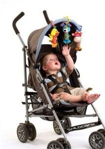 Image 2 - Kids bé đáng yêu mềm animal lắc chuông nhỏ xử lý xe đẩy em phát triển toy con bé lắc chuông giường lắc giường xe đẩy em toys