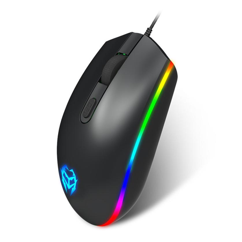 ECO HIPERDEAL Fashion Mouse 1600DPI LED 3 Buttons USB Wired Pro Gaming Mouse For PC For Laptop Computer May29