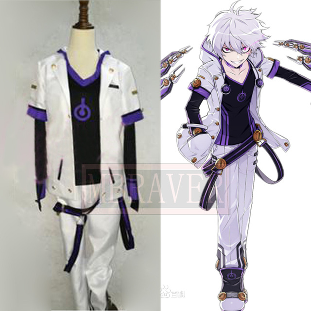 Game Elsword Aggiungere Cosplay Su Ordine