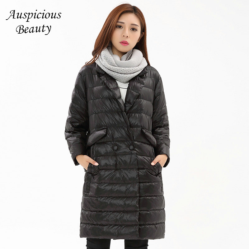 Newest Design Down Jacket Women Winter Coat Womens Down Jackets Long Down Coats Chaquetas Mujer Jaqueta Feminina Inverno SHZ27