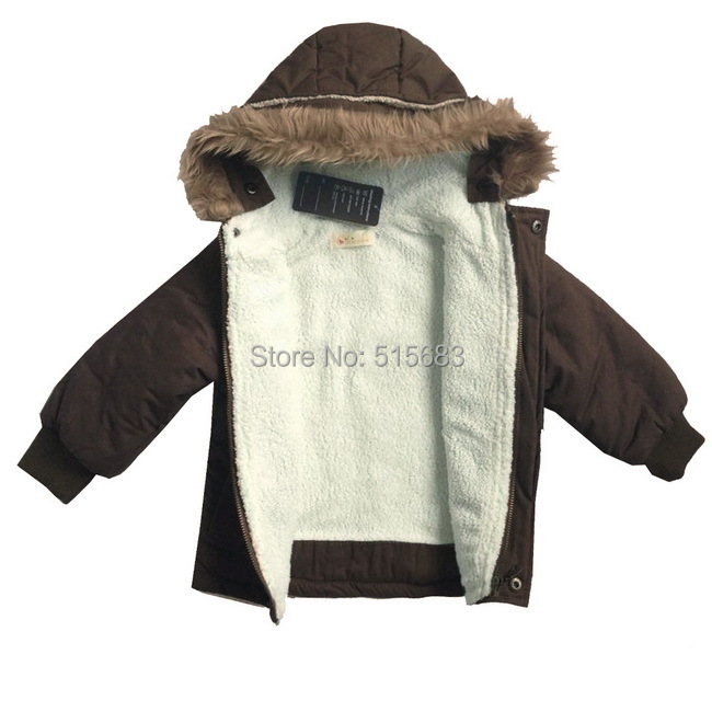 9272fce10 Retail Baby Boys Kids Warm Hoodies Coat Casual Jacket