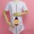 """2017 Nuevo """"bebé que asoma"""" camisa superior de maternidad embarazo clothing gran regalo barato camisetas ocasionales más el tamaño xxl envío gratis"""