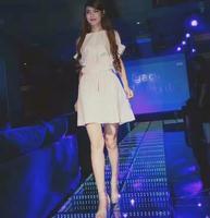 Rasha Top Selling 80W 50CM*50CM 432pcs 10mmRGB 3D Mirror Tunnel LED Dance Floor DMX512 Party Event LED Dance Floor