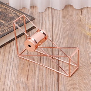 Rose Gold Hollow Tape Cutter W