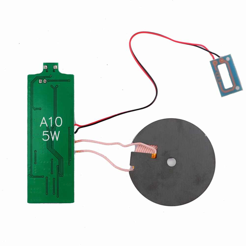 small resolution of  qi wireless charger itian wireless charging solution diy single coil pcba for ipone 8
