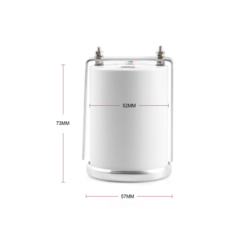 """Dynoracing """" 52 мм дымовая линза Boost gauge бар psi вакуумная температура воды Температура масла пресс вольтметр уровень топлива Тахометр Датчик Оборотов"""