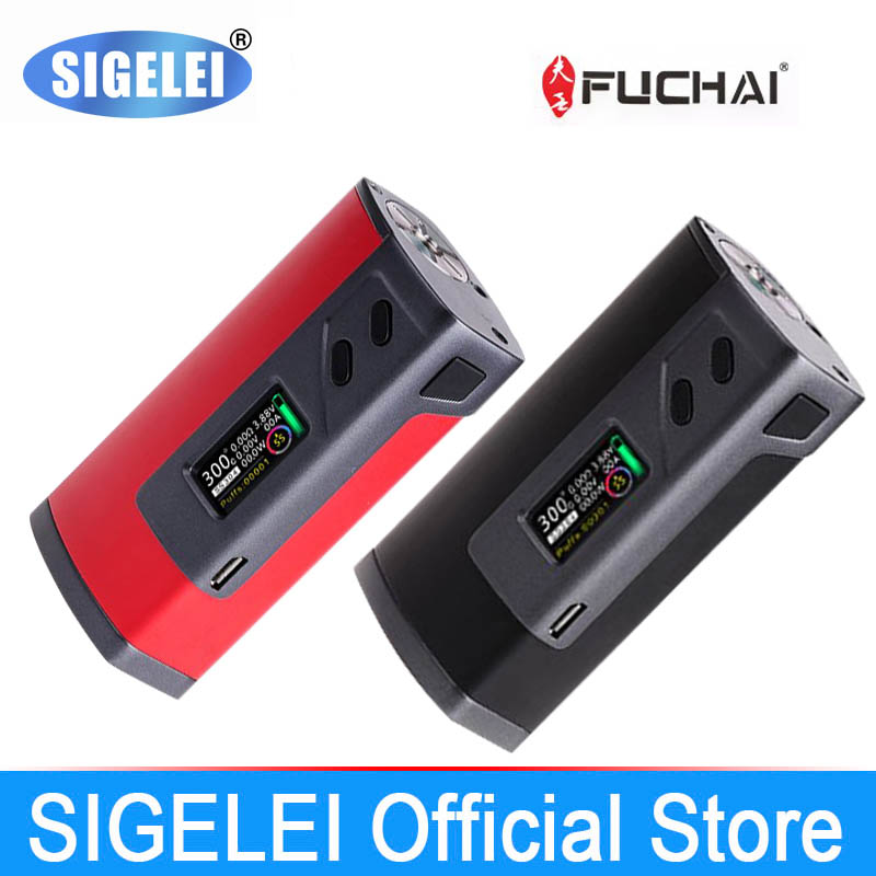 11.11 Big sale Vape MOD Sigelei range Fuchai 213 PLUS , Fuchai 213 , Fuchai 213 mini e electronic cigarette