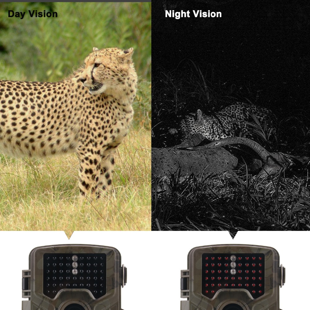 Thermal Hunting Trail Camera MMS GPRS 12MP Night Vision Hunting Camera Photo-traps Chasse HC800M Hunting Wildlife Wild Camera (11)
