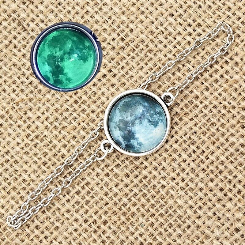 Glow in the Darkness Crystal Bracelet Jewelry 1