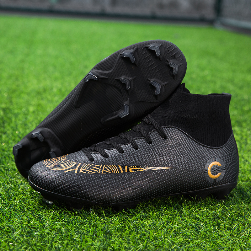 61332bb270b 2018 New Superfly 360 CR7 Soccer Cleats Mens SuperflyX VI Elite FG Football  Boots High Ankles