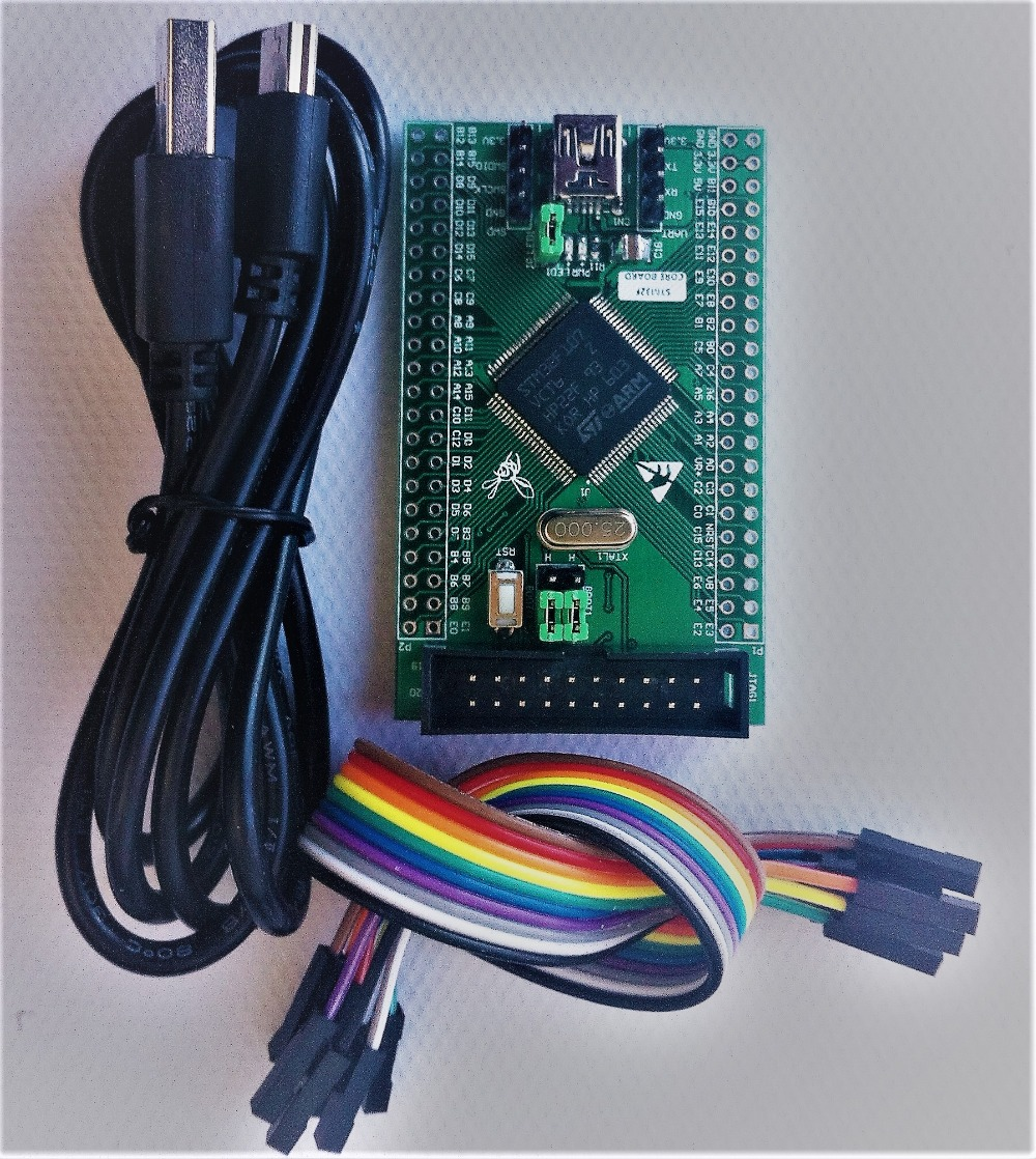 The Stepper Motor To The L293d Motor Driver Complete The Circuit