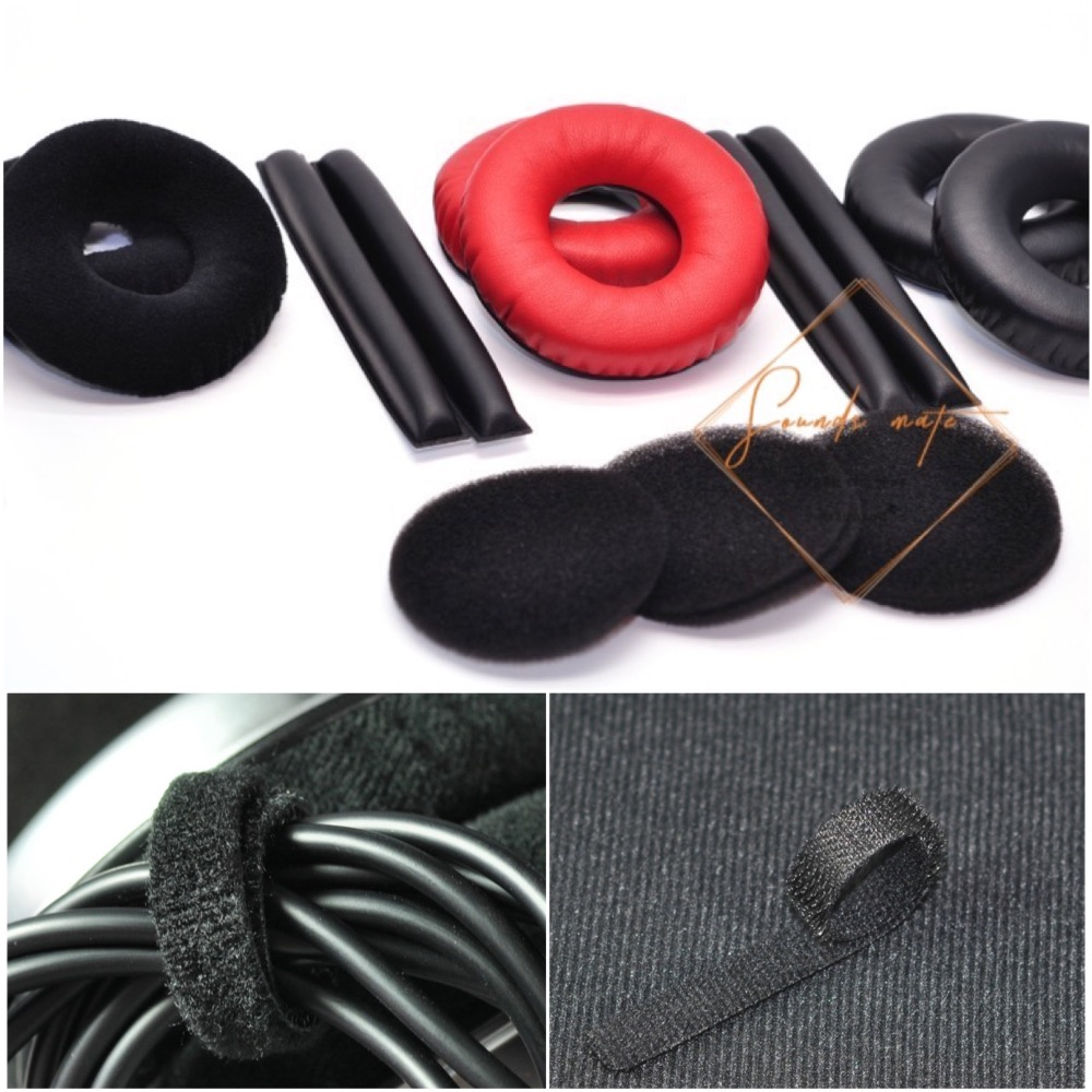 Replacement Ear Pads Earpads Foam Cushion Headband Head Bands For Sennheiser HD25 HD 25 HD25-1 HME25 HMEC25 Headset Headphone