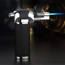 Ветрозащитный сварочный, паяльный пистолет воспламенитель для барбекю Зажигалки на открытом воздухе барбекю вечерние огнеметы высокой температуры