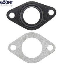 GOOFIT Intake Gasket for 50cc 70cc 90cc 110cc ATV Dirt Bike Go Kart P091-064