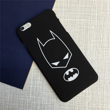 Superhero Hard Back Skinny Cover Case For iphone 5S/SE 6/6S 6PLUS