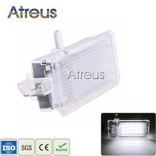 Atreus 1X автомобиля светодио дный перчатки багажник фары для BMW E46 E90 X5 E53 E81 E82 E83 X3 E84 X1 E87 E88 E89 E91 E92 аксессуары лампа для освещения бардачка