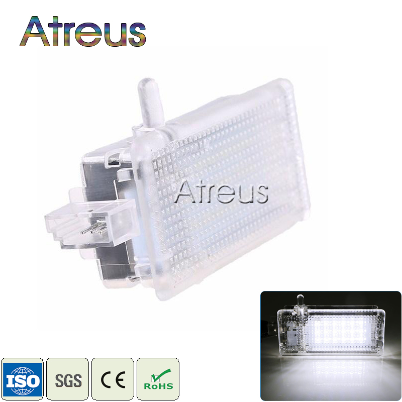 Atreus 1X Car LED Glove Trunk Lights For BMW E46 E90 X5 E53 E81 E82 E83 X3 E84 X1 E87 E88 E89 E91 E92 Accessories Glove Box Lamp image