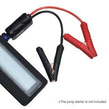 Clipes de Bateria Partida para a Cabos Jumper Conector EC5 Jacaré Braçadeira Reforço de Emergência Salto Bateria