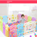 Environmental&Safety&Health&Cute Baby Playpens Baby Crawling Toddler Safety Fence Plastic Fence Playpens Toys Baby Safe Doorway