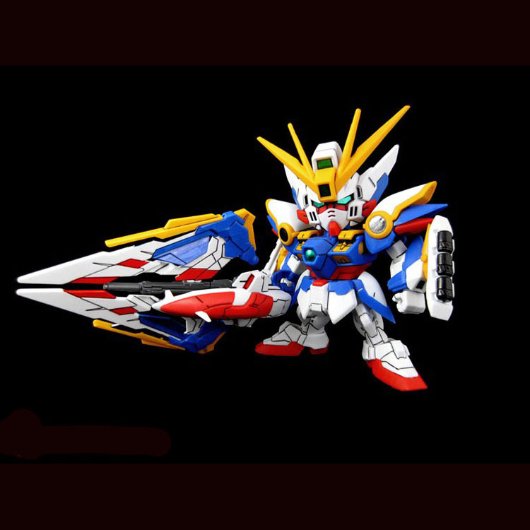 Bandai SD Gundam Transformable Action Figure Wing Gundam XXXG-01W