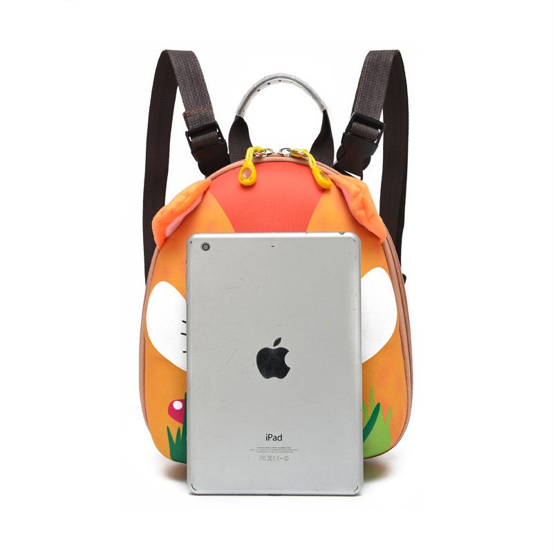 4f2e32a8a83a 2018 Cute Toddler Backpack Children 3D Stereoscopic School Bags Kids  Cartoon Mini Book Bag Kindergarten Animal Zoo Backpacks-in School Bags from  Luggage ...
