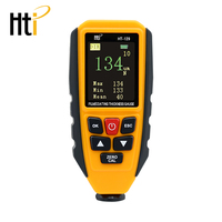 Car Coating Paint Thickness Gauge Meter Digital Handheld Thickness Gauge with Backlight LCD Display Data