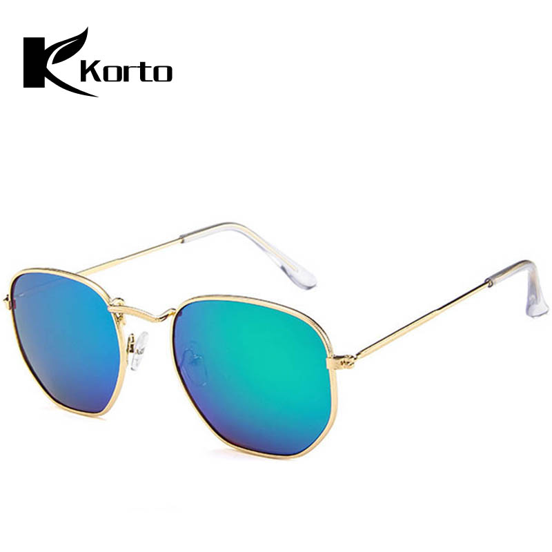 7bb8da146e Zonnebril Mannen gafas de sol de moda para hombre, marca de diseñador,  Damas, montura pequeña, gafas de sol de polígono para mujer, gafas de sol  Vintage, ...
