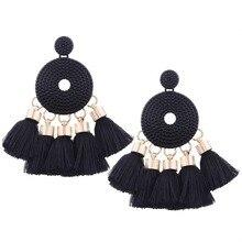 NewFashion Brand Design Cute Sexy Elegant Women Tassel Earrings Stud Earrings Alloy Earrings For Women M059 цена