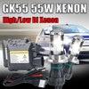 Xenon H4 55W bi xenon 4300K 5000K 6000K 8000K 10000K 30000K H4-3 Hi lo HID Conversion Kit for automobile headlight