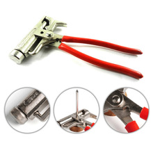 Multi-function Universal Hammer Screwdriver Electrical Nail Gun Pipe Pliers Wrench Clamps Pincers Carpentry Fitter мультитул jeep multi function knife fitter jeep