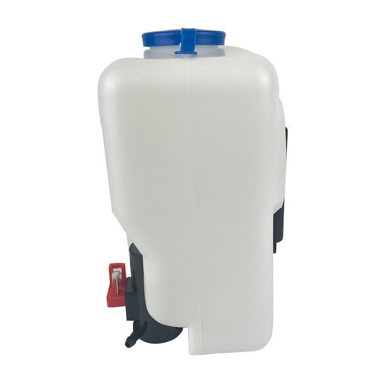 Universal Car Windshield Washer Reservoir Pump Bottle Kit Jet Switch Clean Tool