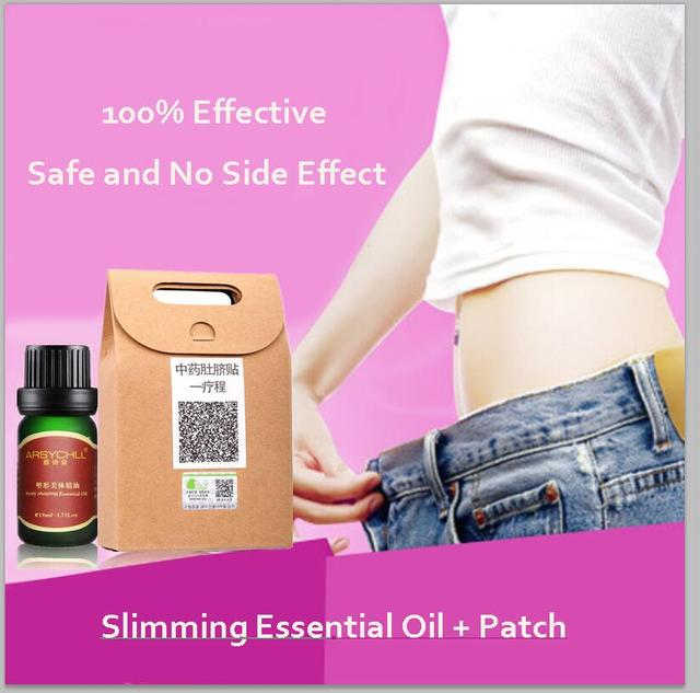 Slimming Essential Oil Chinese Medicine Slim Patch Weight Loss ...