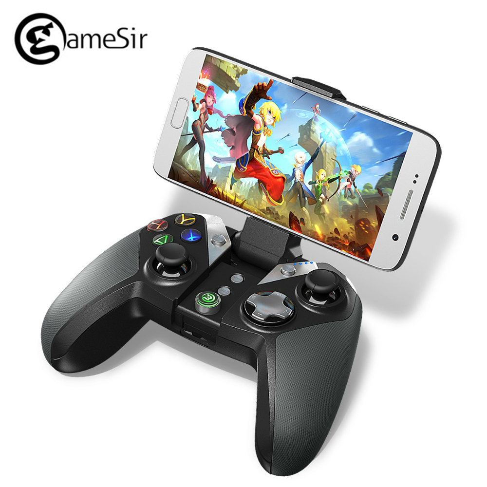 GameSir G4s Gamepad for PS3 Controller Bluetooth 2 4GHz Wired snes nes N64 Joystick PC for