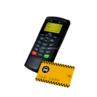 Programmeerbare NFC Dual Interface Draagbare Handheld Apparaat/Smart IC Lezer & Schrijver met PIN Pad Ondersteuning NFC Tags Voor Pos-systeem
