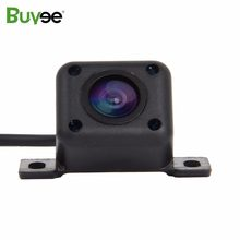 Buyee HD Car Rear View Camera 170 degree Andge 4 LED IR night vision Waterproof Car Reverse camera Auto parking cam assistance(China)
