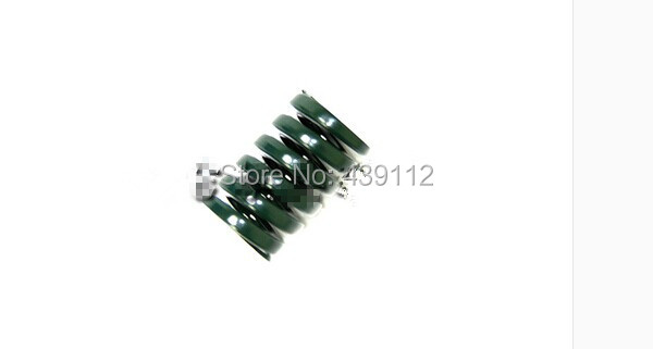 free shipping Wholesale - precision mould die steel spiral extension large compression spring outer diameter 16mm  length 25mm spring compression spring extension torsion abrasives 300 0 5 5