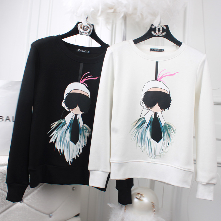 Femmes Ensembles Deux Occasionnels Blanc noir Pièces Dragon Vêtements Casual Peiling FnqAPgZg
