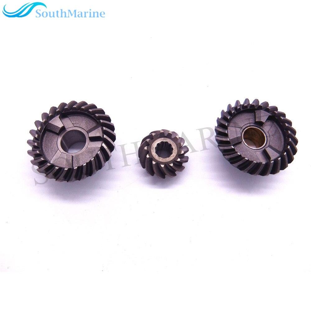 3B2-64010-0 Forward Gear & 3B2-64020-0 Pinion Gear & 3B2-64030-0 Reverse Gear Kit for Tohatsu Nissan NS M9.9 M15 M18 MX183B2-64010-0 Forward Gear & 3B2-64020-0 Pinion Gear & 3B2-64030-0 Reverse Gear Kit for Tohatsu Nissan NS M9.9 M15 M18 MX18