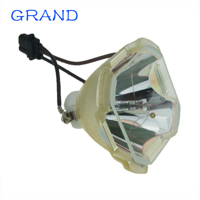 VLT XL6600LP Replacement Projector bare Lamp for FL6600U FL6700U FL6900U FL7000U WL6700 WL6700U XL6500 XL6500U XL6600 HAPPY BATE