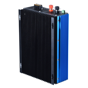 Image 2 - 48V 72V 96V Batttery Discharge Grid Tie inverter 1200W with Limiter Solar Panel Grid Tie Micro Inverter with LCD display MPPT