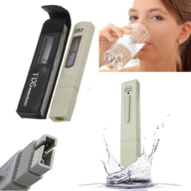 Digital Ph Tester Drinking Water Tester Tds Met Quality Analyser Monitor  Acidity Meter Tester Aquarium Swimming