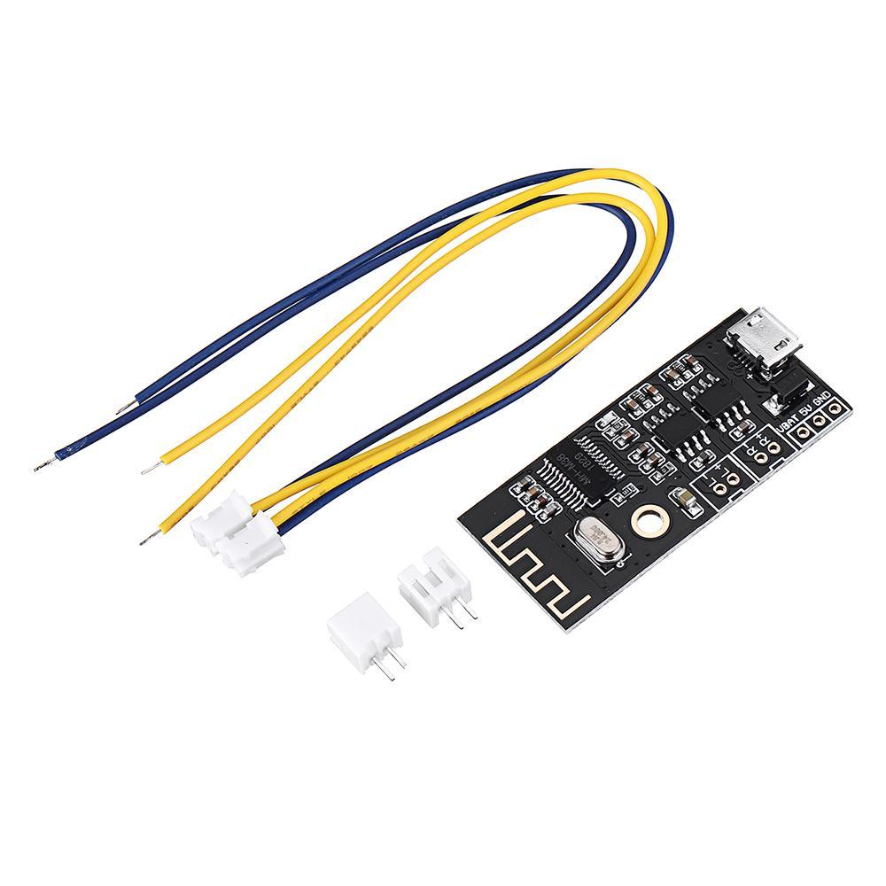 For M38 Bluetooths 4.2 Audio Receiver Module 5W+5W Lossless Car Speaker Headphone Amplifier Board Wireless Refit