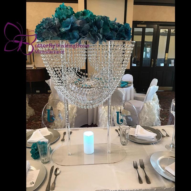 Wedding acrylic Table centerpeices-1