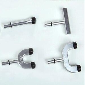 Image 4 - Wervelkolom Chiropractie 4 Heads chiropractie aanpassen instrument/Elektrische Correctie Gun Activator Massager/Impuls richter