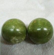 beauty Natural xiu yan stone Massage Relaxation ball For Body Chakra Stone Health care