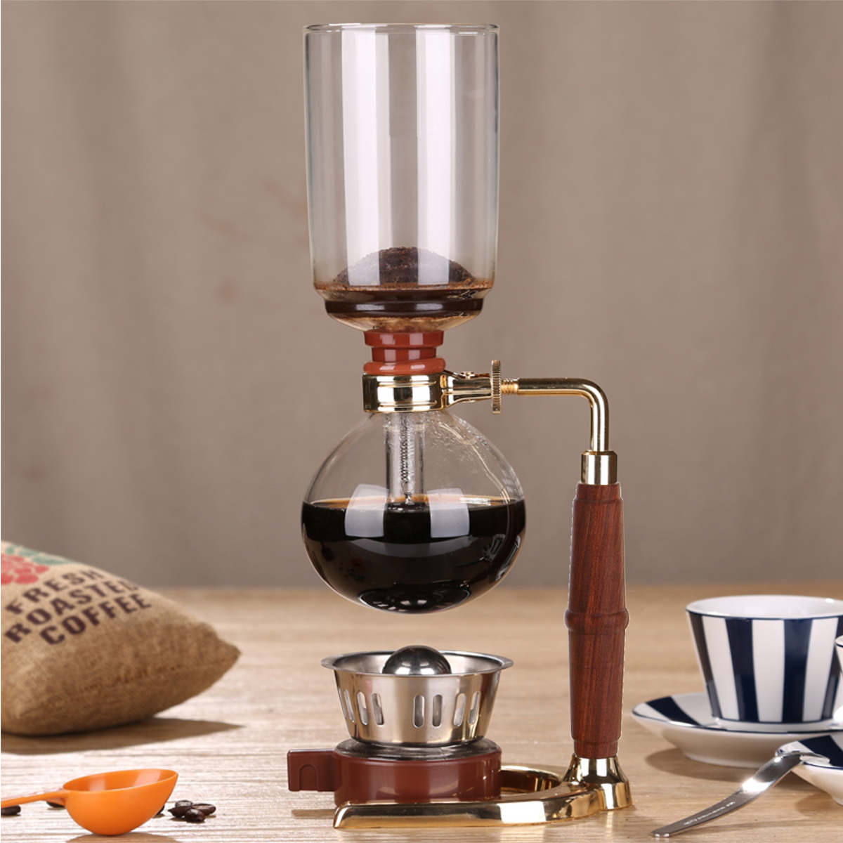 High Quality Coffee Cold Drip 150ml Glass Siphon Coffee